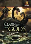 Clash of the gods dvd cover