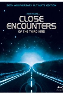 Close Encounters of the Third Kind dvd cover