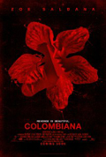 Colombiana dvd cover
