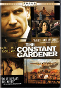 The Constant Gardener dvd cover