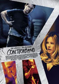 Contraband dvd cover