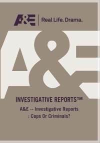 Cops or Criminals dvd cover