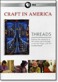 Craft in America: Season 4 (Threads) dvd cover
