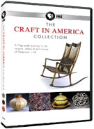 Craft in America: Selections dvd cover