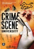 Crime Scene University dvd cover