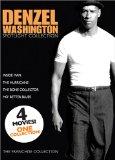 Denzel Washington: Spotlight Collection dvd cover
