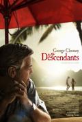 The Descendants dvd cover