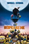 Despicable Me dvd cover
