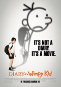 Diary of a Wimpy Kid dvd cover