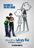 Diary of a Wimpy Kid: Rodrick Rules dvd cover