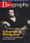Charles Dickens: A Tale of Ambition and Genius dvd cover