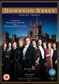 Downton Abbey, Season 3 dvd cover