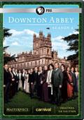 Downton Abbey, Season 4 dvd cover