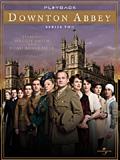 Downton Abbey, Season 2 dvd cover