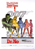 Dr. No dvd cover