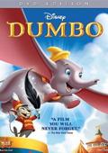 Dumbo dvd cover