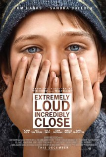 Extremely Loud & Incredibly Close dvd cover