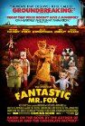 Fantastic Mr. Fox dvd cover