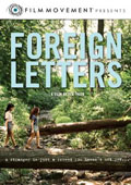 Foreign Letters dvd cover