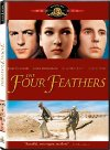 The Four Feathers dvd cover