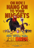 Free Birds dvd cover