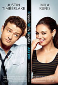 Friends with Benefits dvd cover