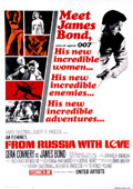 From Russia With Love dvd cover