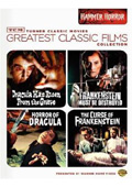 Greatest Classic Films Collection: Horror dvd cover