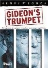 Gideon's Trumpet dvd cover