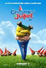 Gnomeo & Juliet dvd cover