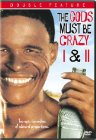 The Gods Must Be Crazy (I & II) dvd cover