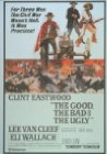 The Good, the Bad, and the Ugly dvd cover