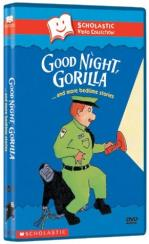 Good Night Gorilla… and More Bedtime Stories dvd cover