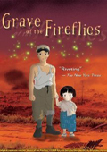 Grave of the Fireflies dvd cover