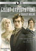 Great Expectations (2011) dvd cover