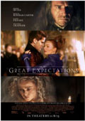 Great Expectations (2012) dvd cover