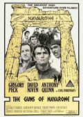The Guns of Navarone dvd cover