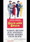 Guys and Dolls dvd cover