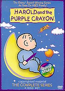 Harold and the Purple Crayon.. and More Harold Stories dvd cover