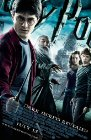 Harry Potter & the Half-Blood Prince dvd cover