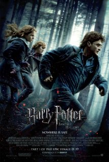 Harry Potter & the Deathly Hallows, Part 1 dvd cover