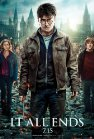 Harry Potter & the Deathly Hallows, Part 2 dvd cover