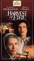 Harvest of Fire dvd cover