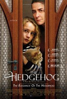 The Hedgehog dvd cover