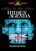 Hidden Agenda dvd cover