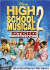 High School Musical 2 dvd cover