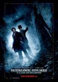 Sherlock Holmes: A Game of Shadows dvd cover