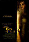 House at the End of the Street dvd cover