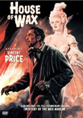 House of Wax dvd cover