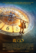 Hugo dvd cover